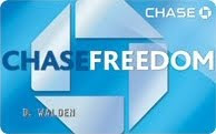 Credit Card Review: The Chase Freedom Credit Card