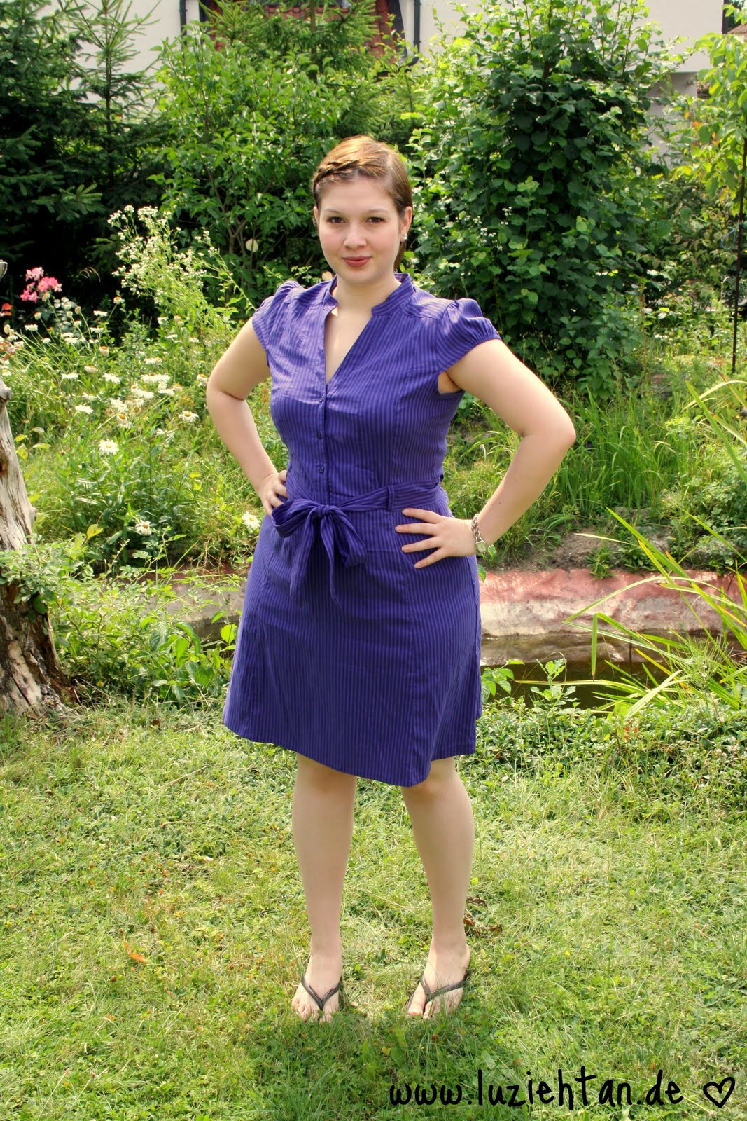 Putzfrau Outfit