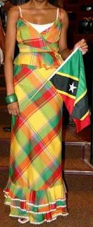 Happy Carnival St. Kitts!