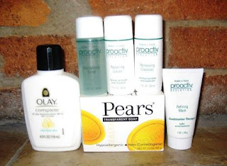 My Favorite Low Budget Things: Facial Products
