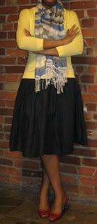 Flirty Full Skirt