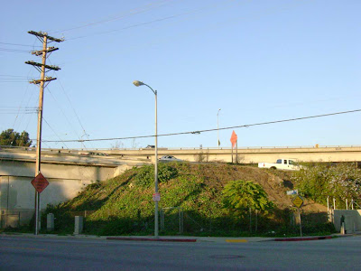 Eastbound 10 Ramp to 405 South - WLA
