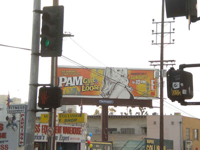 Pam Anderson is All Over West L.A.