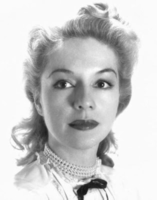 Model & Actress Ruth Ford 1915-2009 RIP
