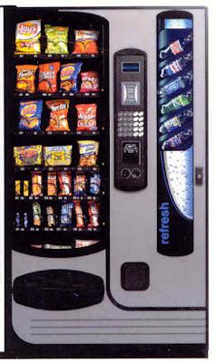 negocio máquinas vending