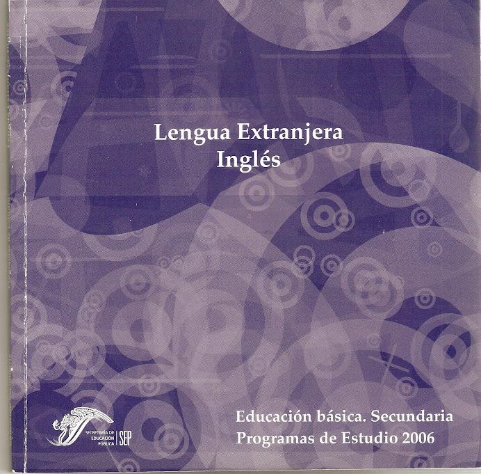 Programa de Inglès 2006