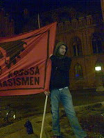 Antirasistdemo den 9/11-2007