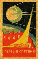 Sputnik inledde rymdåldern