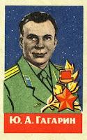 Juri Gagarin, fortfarande störst av alla