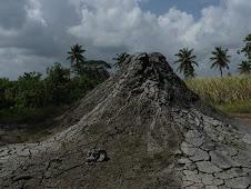 Volcan de boue, Trinidad