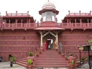Sanganer Jain Temple Jaipur Travel Big India