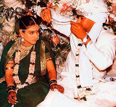 Kajol marriage photo