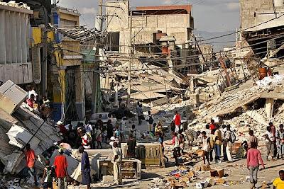 Resultado de imagem para sismo no haiti 2010