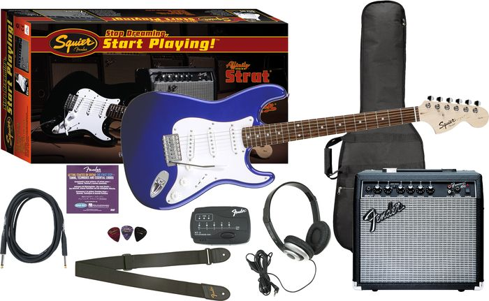 Guitar Gear Reviews: The truth about electric guitar starter