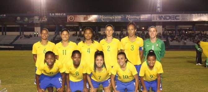 45a2f02f28 Seleção Brasileira de Futebol Feminino é campeã sul-americana