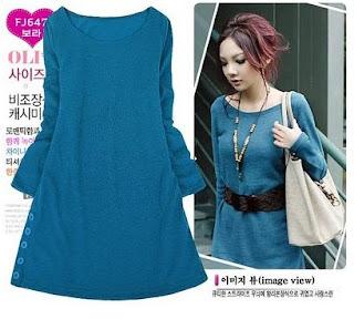 5ef498899711 Mas Online Shop (M.O.S): Korean Fashion - Blouse / Dress