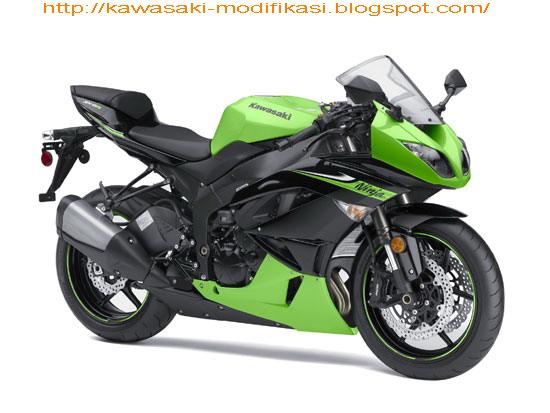 Kawasaki Modifications