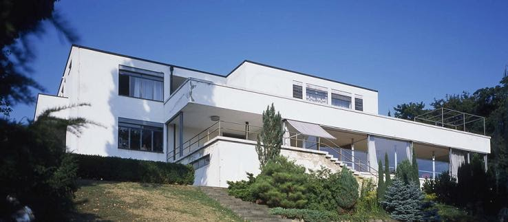 Petra dura architettura e contorni casa tugendhat brno - Casa tugendhat mies van der rohe ...