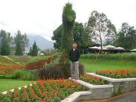 Taman Bunga In Action