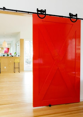 Internal Sliding Kitchen Doors