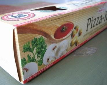 Pizzapohja Valmis