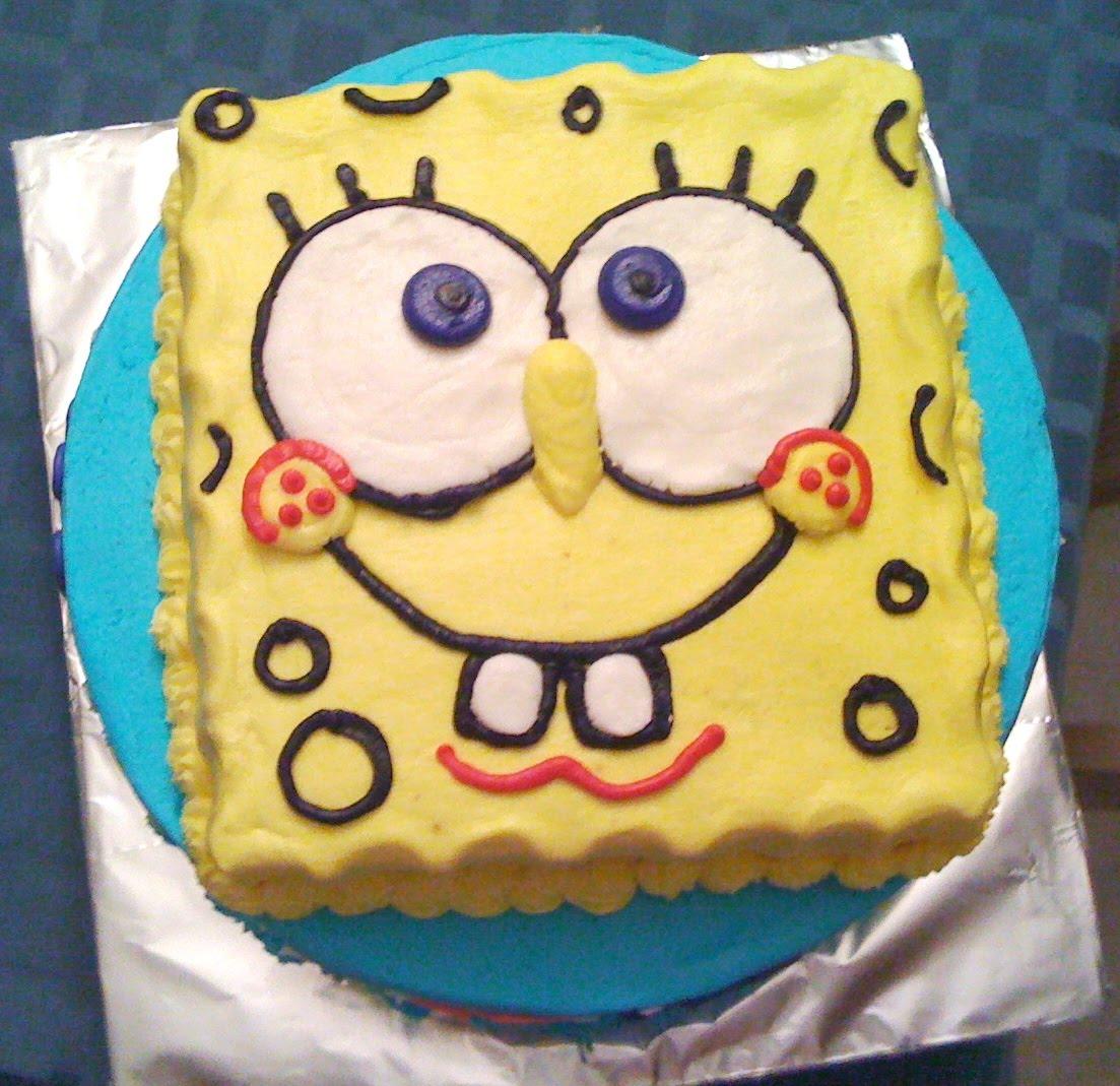 Cakes By Nichole Spongebob Cake