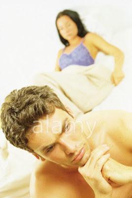 Ke Dinginan Lelaki Dalam Seks
