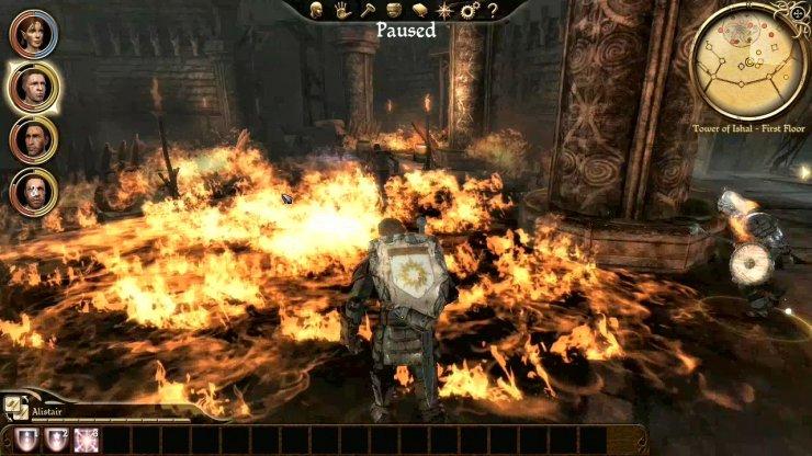 Dragon Age Origins Modules