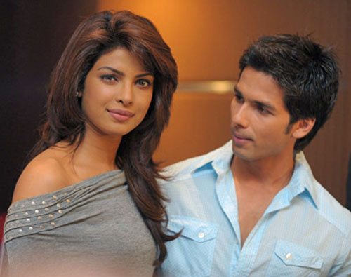 Priyanka confesses her love for Shahid and