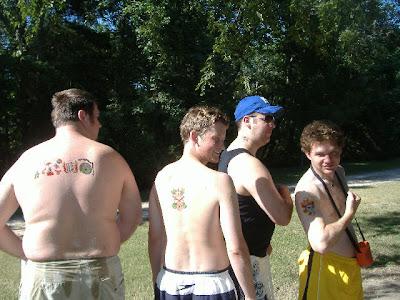 Tattooed Love Boys - Bleeding Hearts And Needle Marks