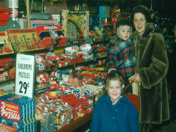 Vintage California Gal Remember Shopping At Woolworths Or