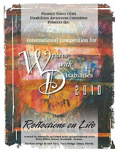 The Phoenix Sister Cities International Competition for Writers with Disabilities