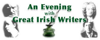 """An Evening with Great Irish Writers"" - a One-Man Performance by Neil O'Shea."
