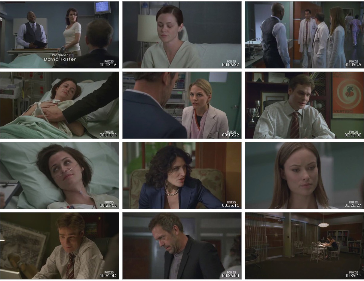 Dr. House Temporada 5 Español Latino Descarga 1 Link HDTV
