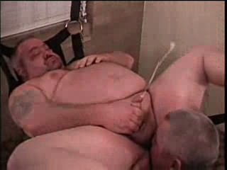 2 fat guys having sex