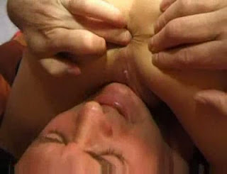 Licking my own asshole
