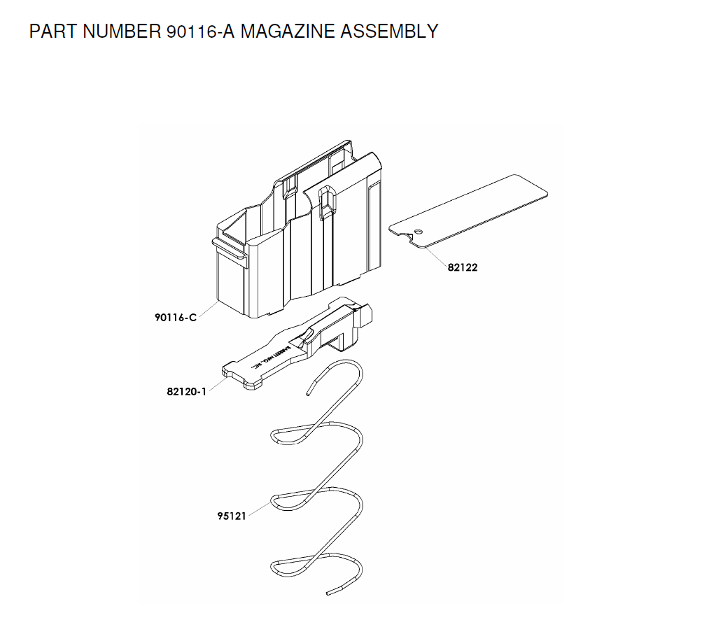 The Barrett M95 Project: Step 1: Research, research