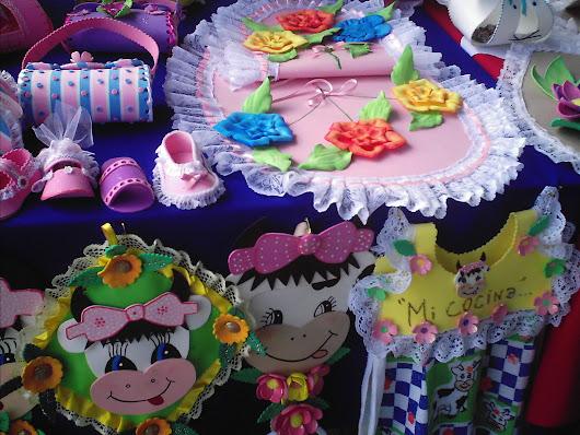 Related pictures adornos foami para navidad bsf for Adornos navidenos mercadolibre