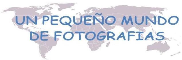 Un pequeño mundo de Fotografias