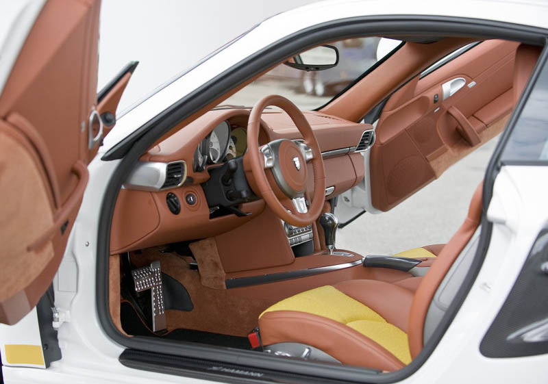 2004 Hamann Porsche 997