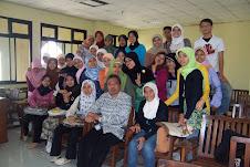 Dosen dan mahasiswa SP Filsafat Umum