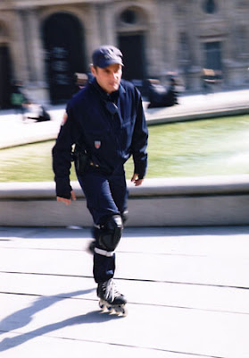 Louvre Police