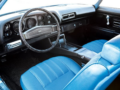 Million Mile Interior