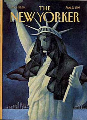 The New Yorker, Cover, August 2, 1999