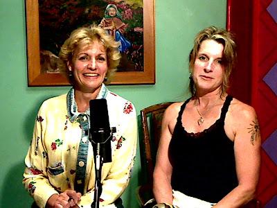 Julie Keegan & Beverly Graham