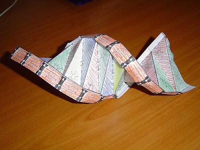 Dna Origami Template Dnai