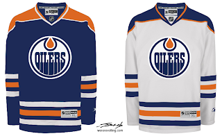 best cheap 23564 a2a6a Oilers Jersey Concepts - NHLToL - icethetics.info