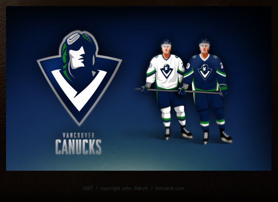 Original Canucks Logo Designer Tells His Story : Hockey