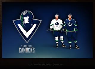 NHL Tournament of Logos  Canucks Jersey Concept Designs 4b203f5eb