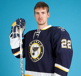 save off 38b06 26baa Blues Unveil Third Jersey! - Icethetics - icethetics.info